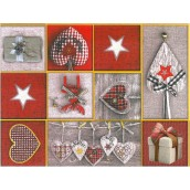 Christmas Oilcloth Tablecloth 140x200cm at only €10